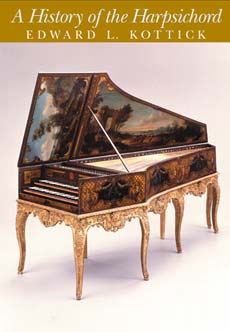 Harpsichord History Book
